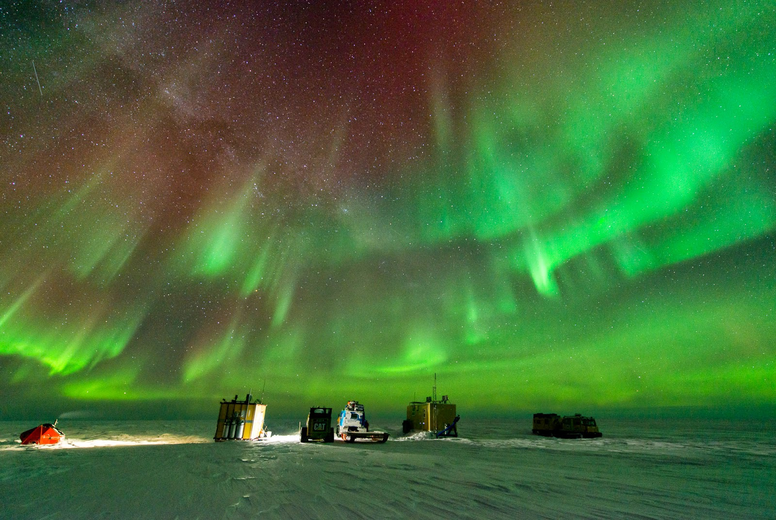 Aurora Australis, Aurora, Southern Lights