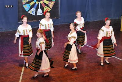 Молдавские танцы фестиваль турин русский