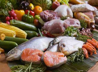 zat besi, darah, makanan bergizi, vitamin, mineral, protein