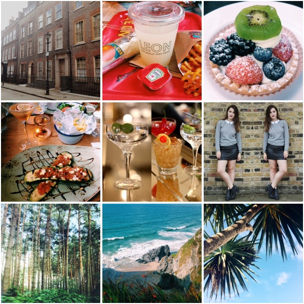 top uk fashion lifestyle instagram