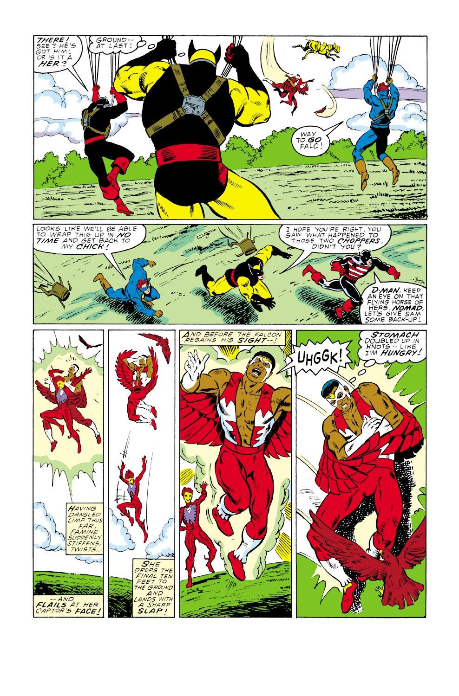 Captain America (1968) Issue #339 #268 - English 14