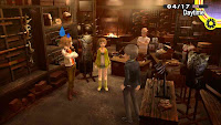 Persona 4: Golden - Weapon Shop