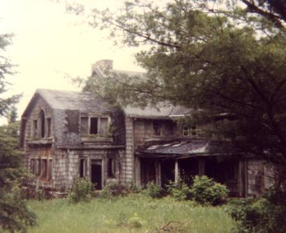 Welcome to the Summerwind Mansion: An abandoned hotbed of demonic ...