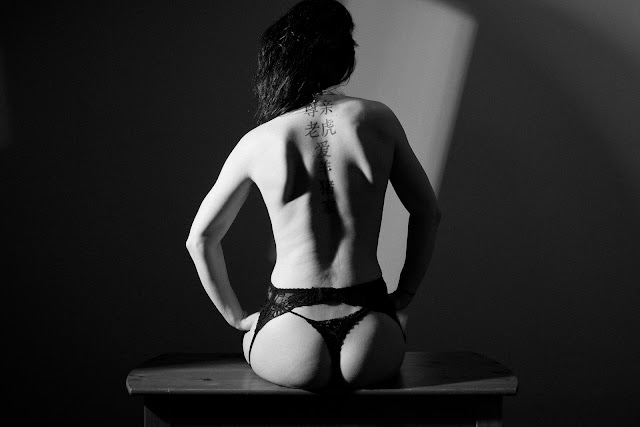 Desiderium. Akt artystyczny. Fot. Lukasz Cyrus, Ruda Slaska