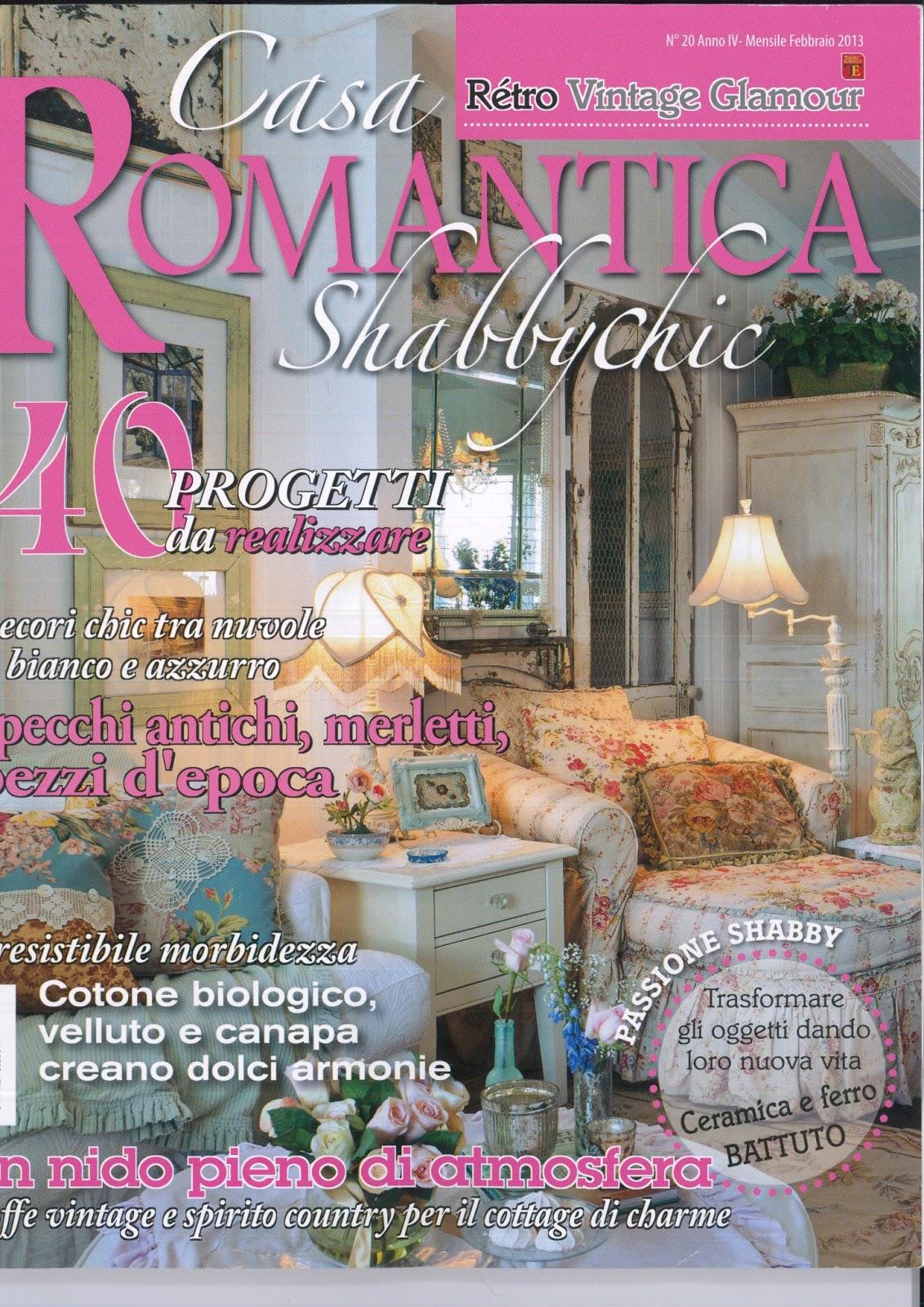 shabbychiclife: La mia casa è su Casa Romantica, vuoi fare un tour?
