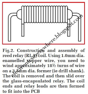 reed coil construction
