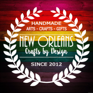 New Orleans Crafts by Design on Etsy