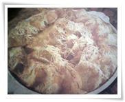 Puding Roti Bakar