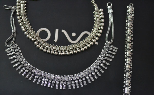 Silver Imitation Jewellery Goa