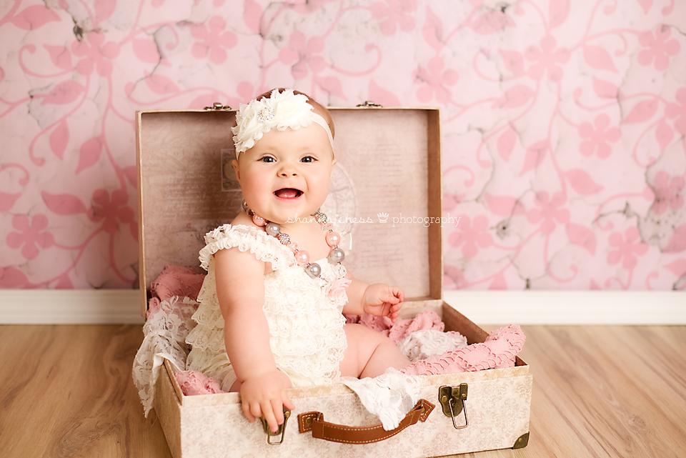eugene, or baby photography suitcase