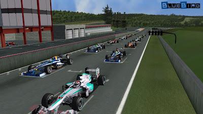 Belga Nagydíj, Spa-Francorchamps, Formula-1 Szentliga, Szentliga, szimulátorbajnokság, BlueBird Racing, sport, F1,