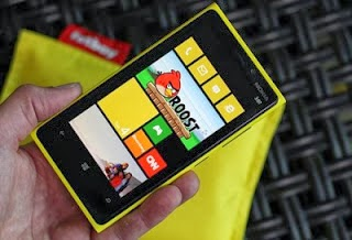Harga Dan Spesifikasi Nokia Lumia 920 New