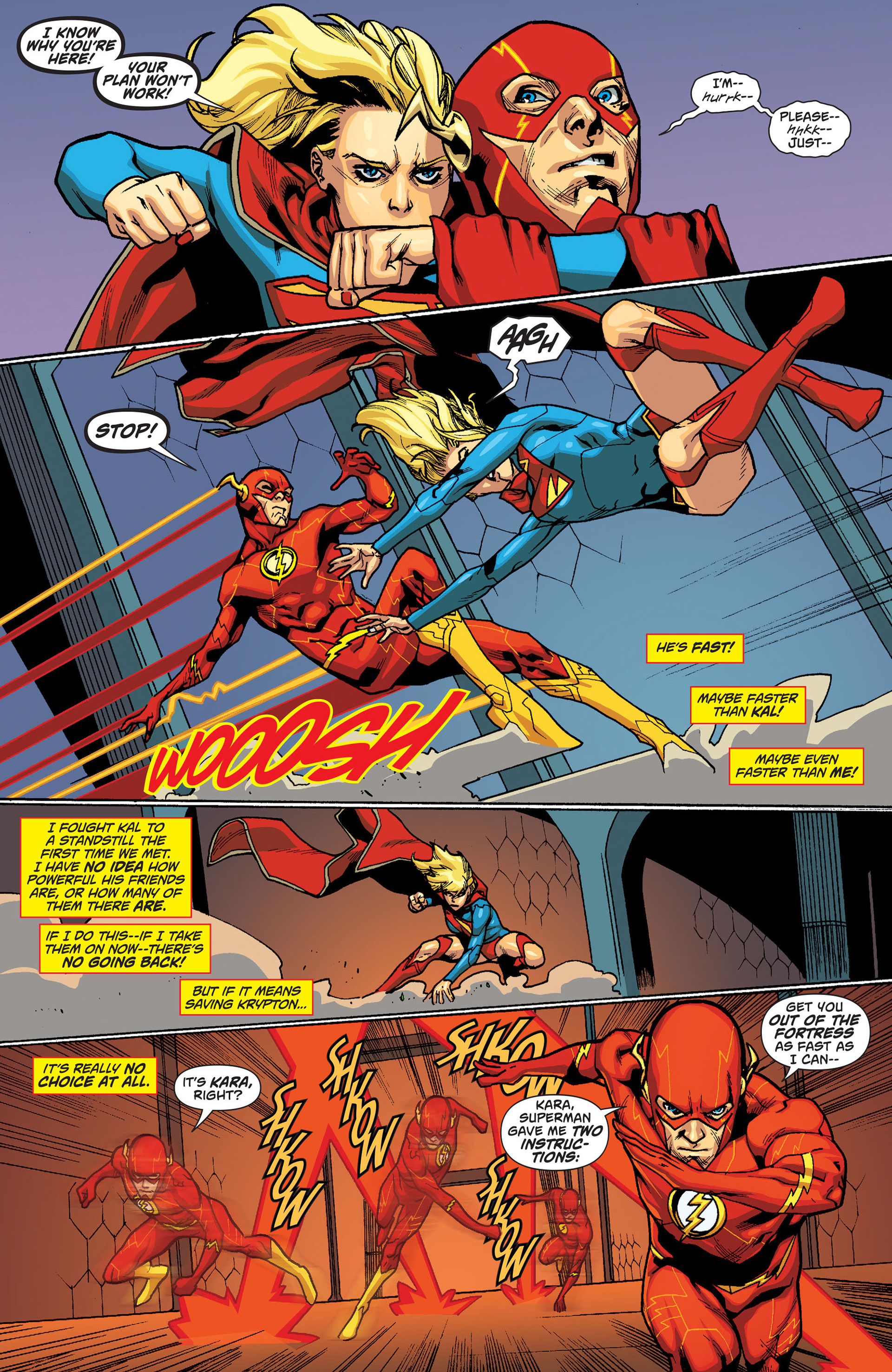 Supergirl (2011) Issue #16 #18 - English 6