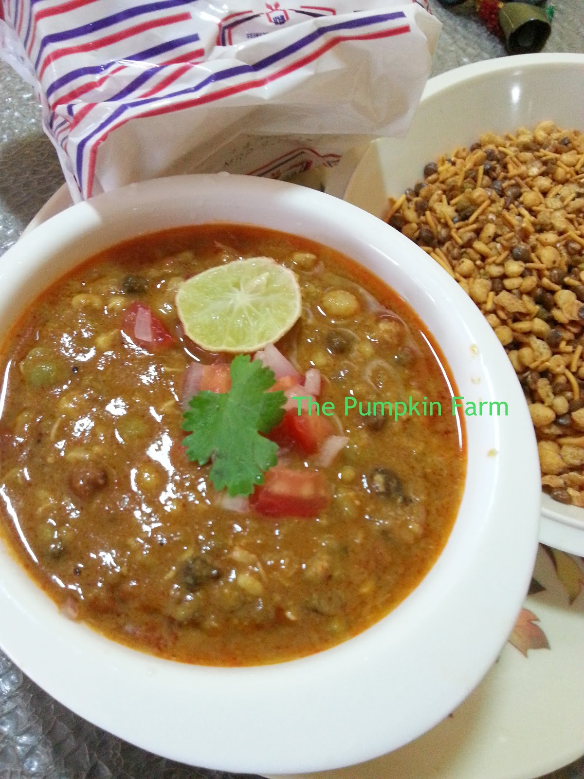 Celebrating food mixed lentils curry maharastrian usal mixed lentils curry maharastrian usal forumfinder Image collections
