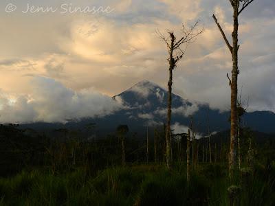 Sumaco Volcano