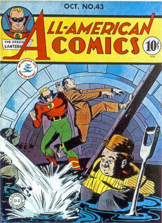 All-American Comics (1939) 43 Page 1