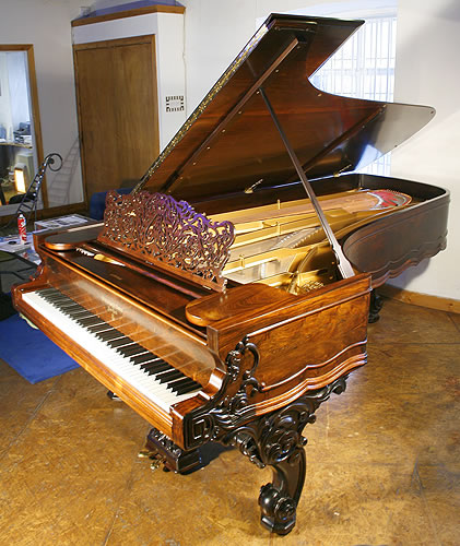 Besbrode pianos leeds showroom steinway pianos for Big grand piano