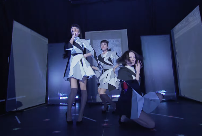 Perfume deliver a beast of a performance at SXSW. Texas is left bald. | Random J Pop