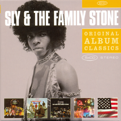 Sly & The Family Stone - Original Album Classics 5CD  2010