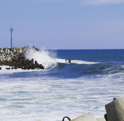 Pantai Glagah: Pemandangan Pantai di Jogja Kulonprogo