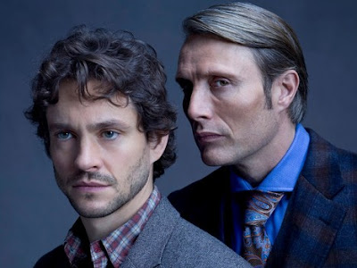 Mads Mikkelsen / Hugh Dancy (Hannibal)