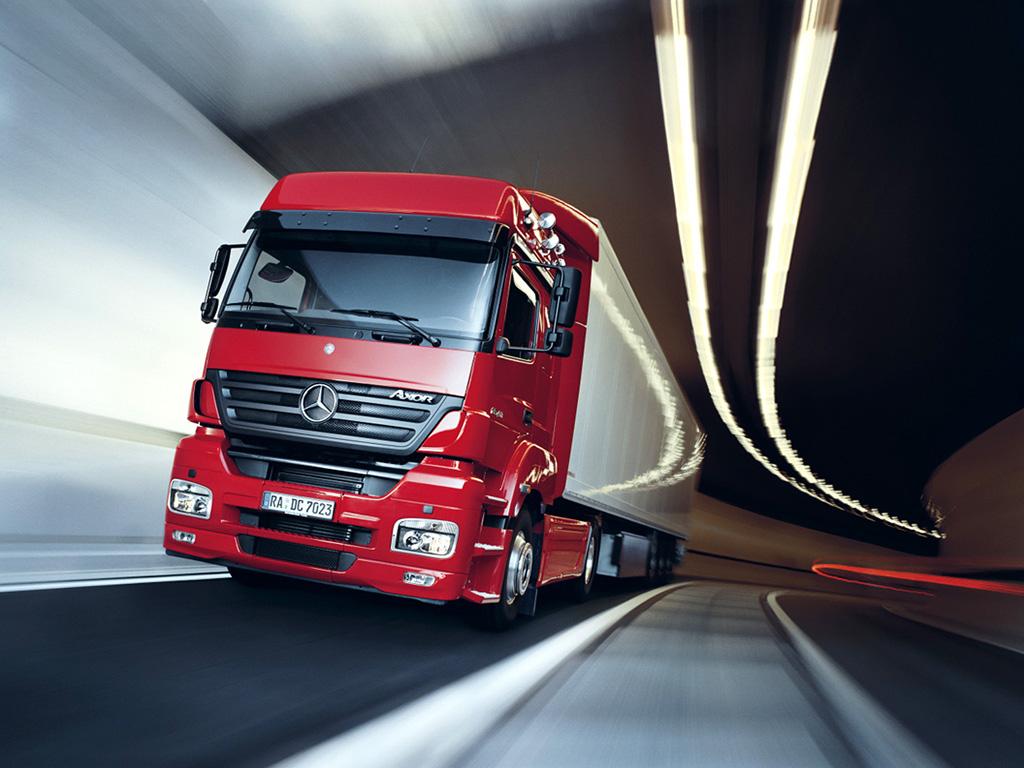 Mercedes-Benz Axor Truck
