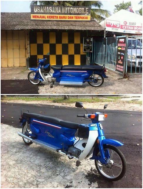 Motor Rare di Malaysia