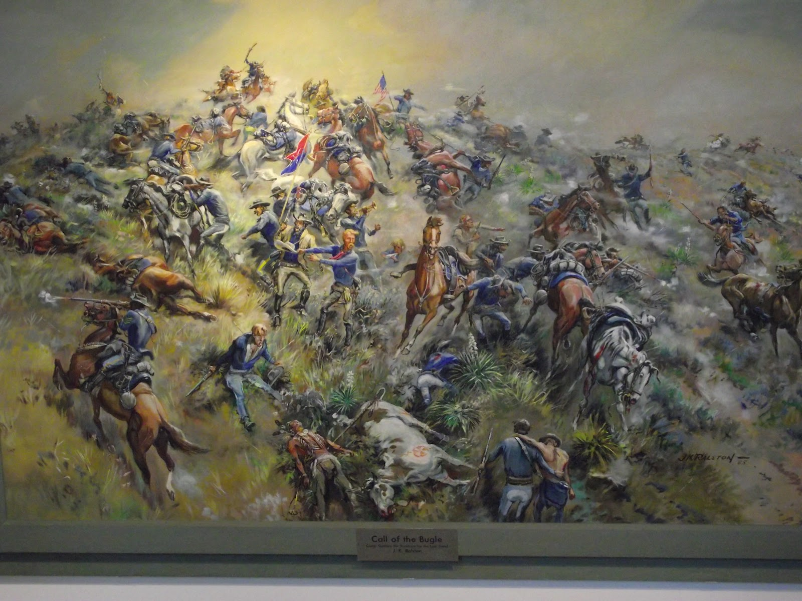 the battle of little big horn essay Bloodshed at little bighorn: sitting bull, custer, and the destinies of nations by  tim  the last stand: custer, sitting bull, and the battle of the little bighorn.