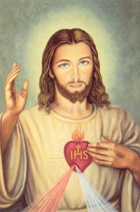 Coronilla al Sagrado Corazón de Jesús