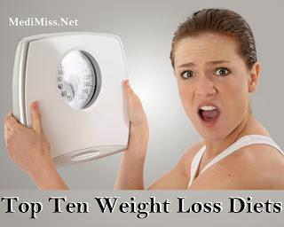 Top Ten Weight Loss Diets