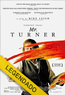 Mr. Turner – Legendado