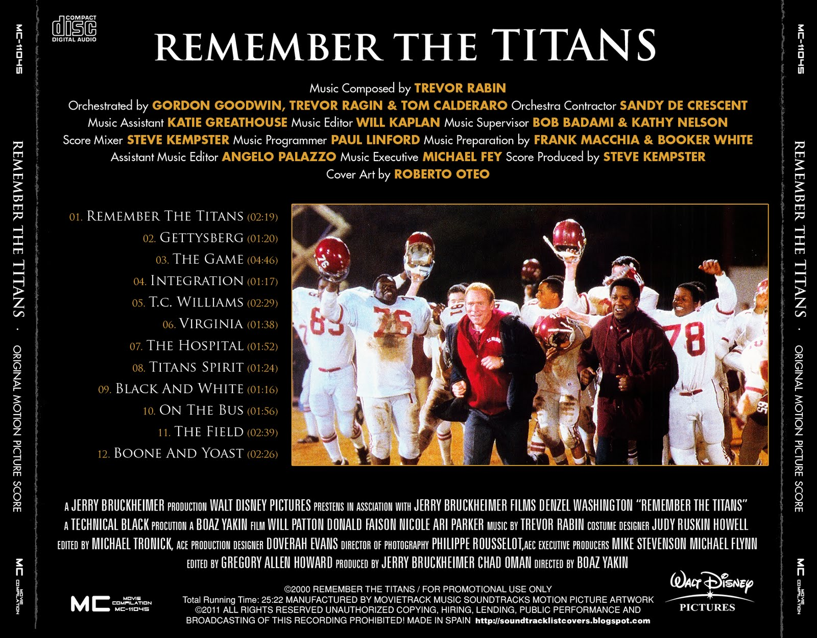 remember the titians
