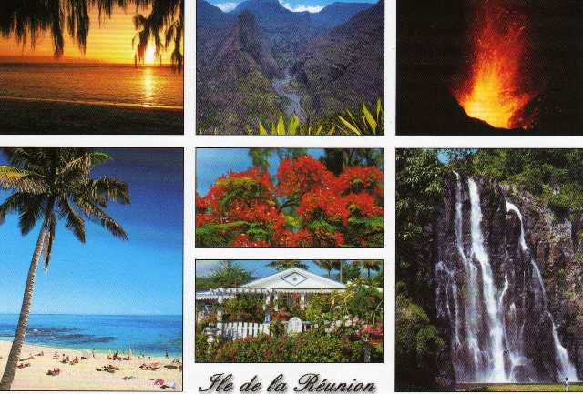 ÎLE INTENSE LA REUNION