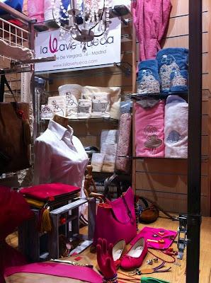 Window Shop-In en La Tienda de Almudena de La Llave Hueca