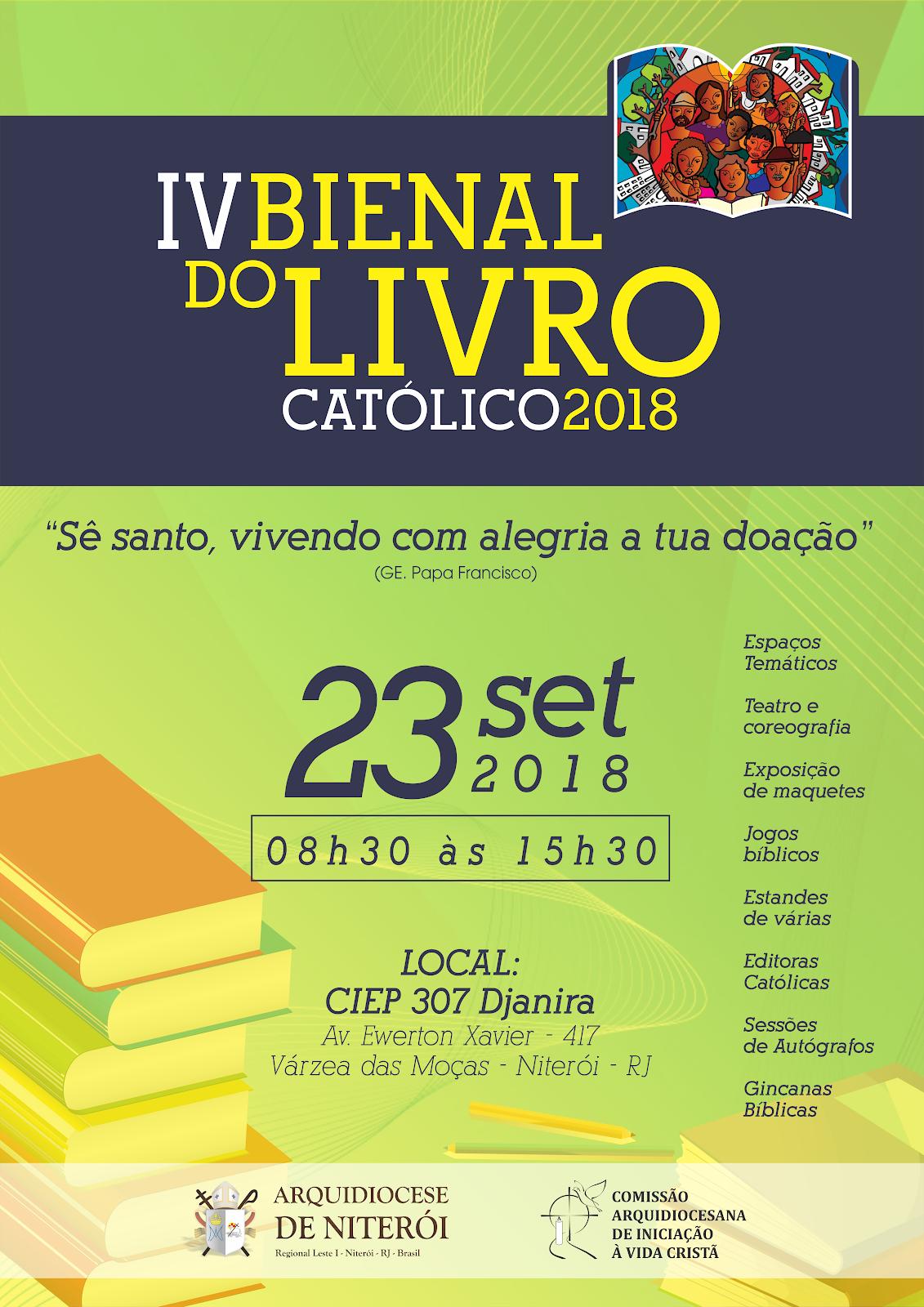 IV Bienal do Livro Católico