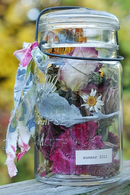 Seasonal Jars - Rebel66 Blog