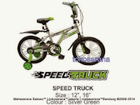 Sepeda Anak Family Speed Truck 16 Inci
