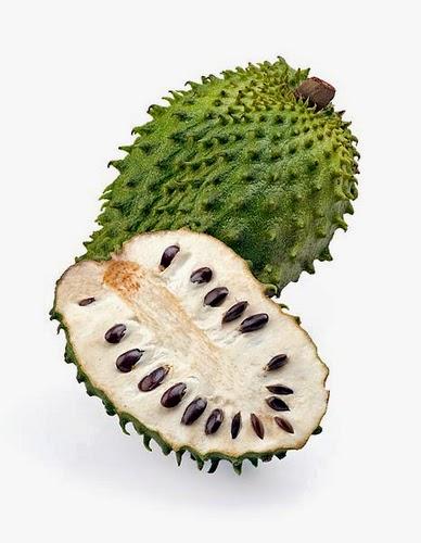 Manfaat buah sirsak dan daunnya bagi kesehatan badan