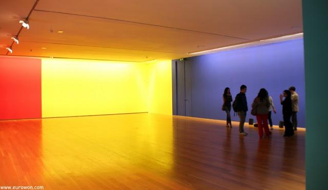 Arte sonoro HUM en el museo MARCO de Vigo