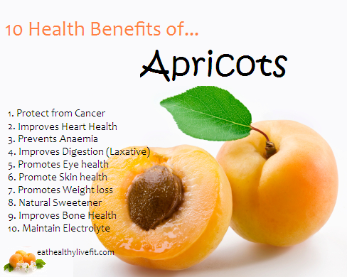 http://eathealthylivefit.com/2014/07/the-health-benefits-of-apricots/