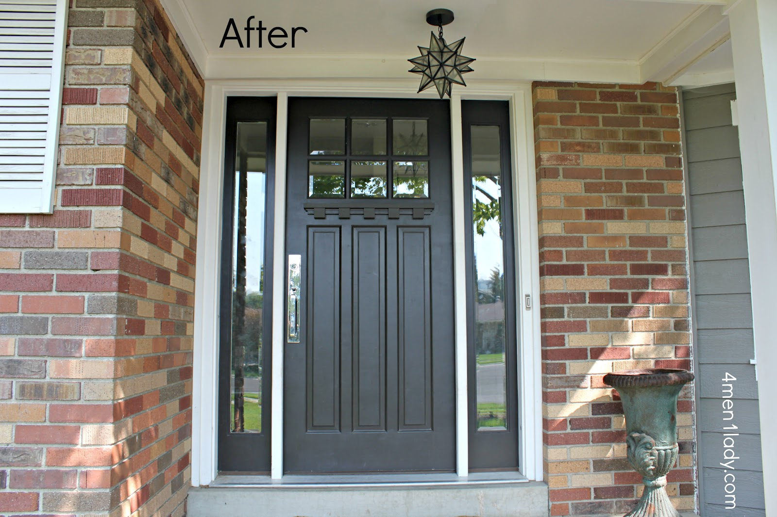 House exterior for New front doors for homes