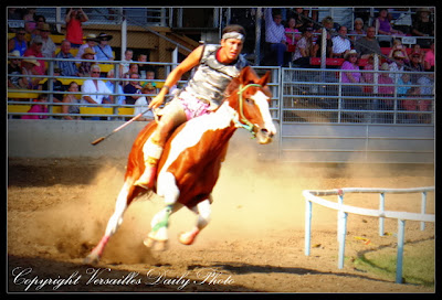 Indian Relay Races Pendleton 2013