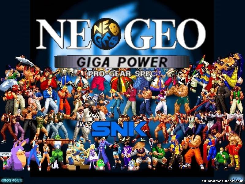 Download neogeo games free