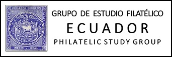 ECUADOR PHILATELIC STUDY GROUP