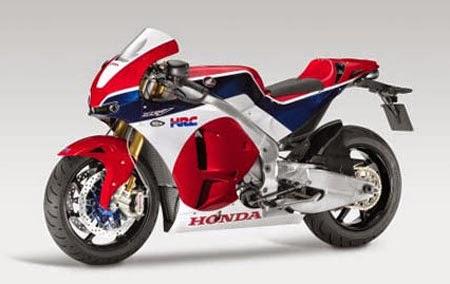 spesifikasi Honda RC213V-S