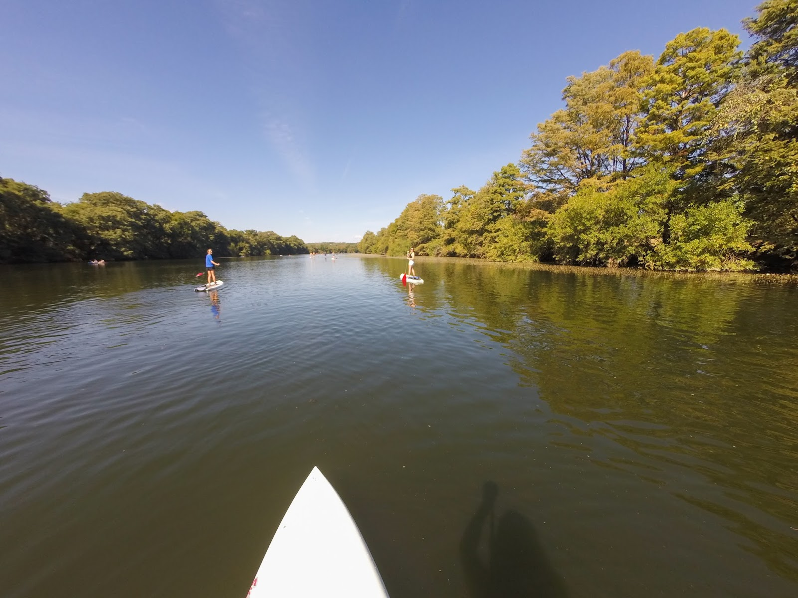 stand up paddleboard austin reviews