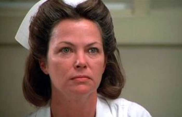 enfermera Ratched feminazi