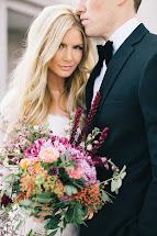 Blonde Barefoot Wedding