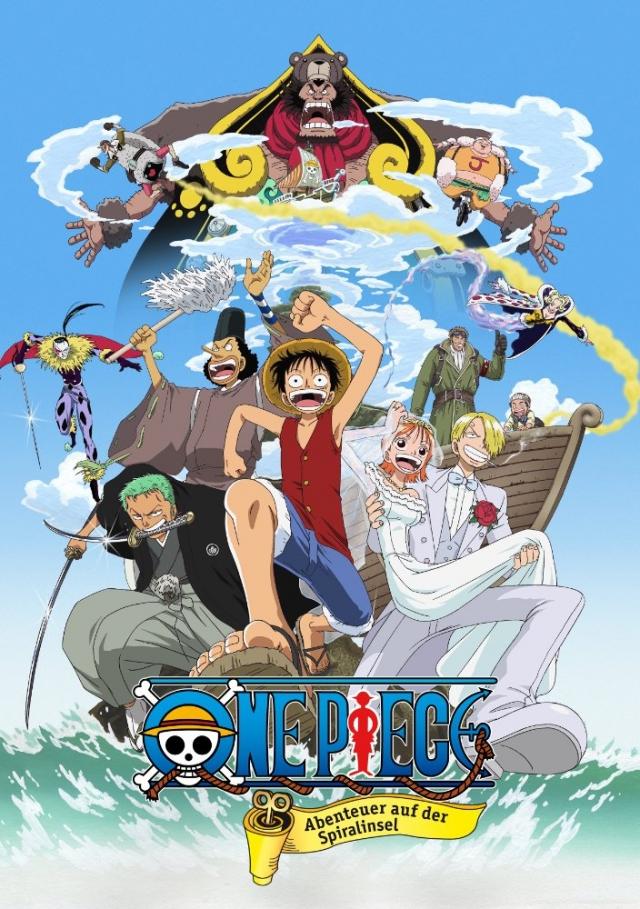 Đảo Hải Tặc 2: Phiêu Lưu Trên Đảo Nejimaki