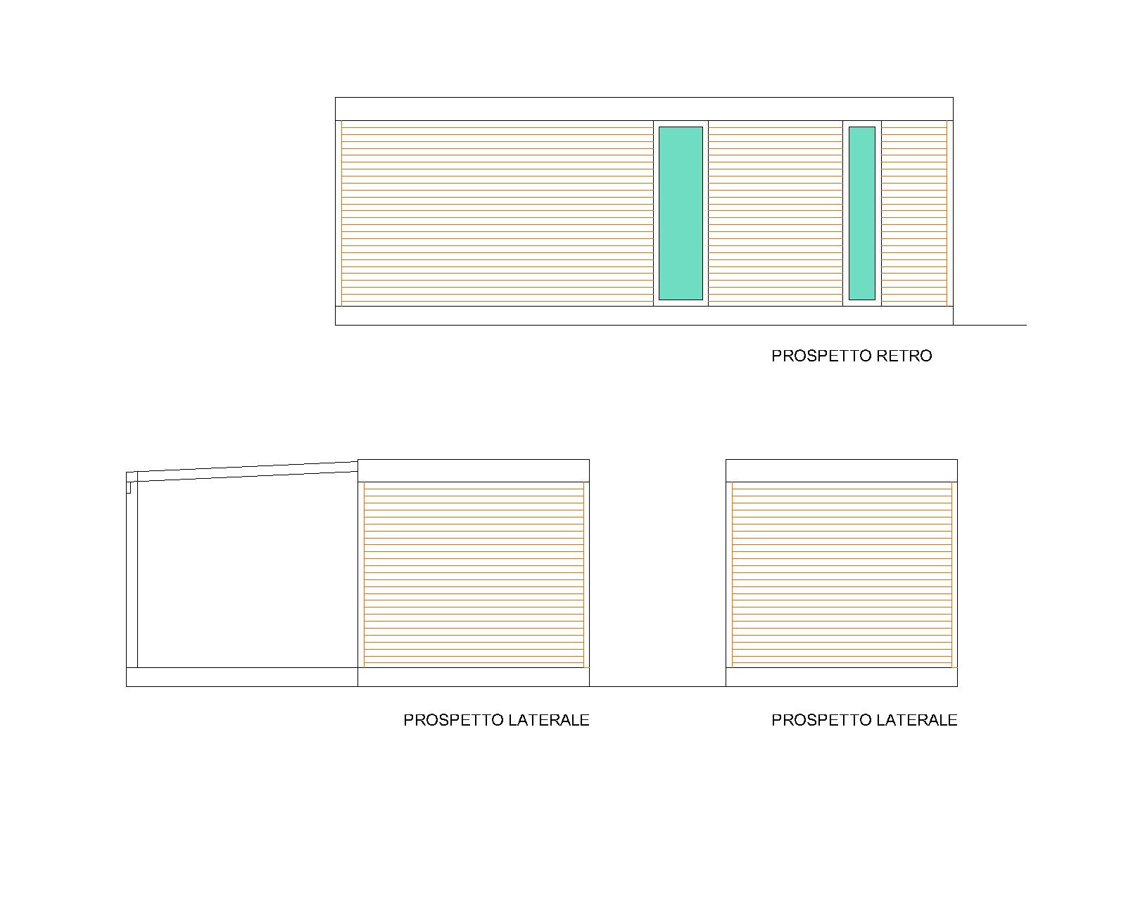 Progetti di case in legno casa mobile ginepro 24 mq - Progetti mobili in legno pdf ...